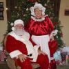 Santa Nick & Mrs. Cluas